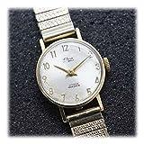 CITIZEN(シチズン) チャーム パラショック 17石 レディース腕時計 手巻き K18金無垢 アンティーク [中古]