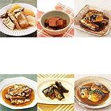 レトルト 和食 煮物 おかず 惣菜 お魚 6種類セット(ロングライフシリーズ 長期保存 常……