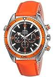 [オメガ]OMEGA 腕時計 Seamaster Planet Ocean ブルー文字盤 2918.50.83 メンズ 【並行輸入品】