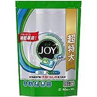 JOY GEL TAB 洗碗机用洗涤剂 60P