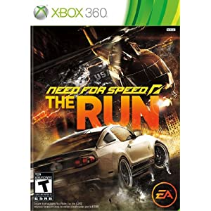 Need for Speed: The Run (輸入版) - Xbox360