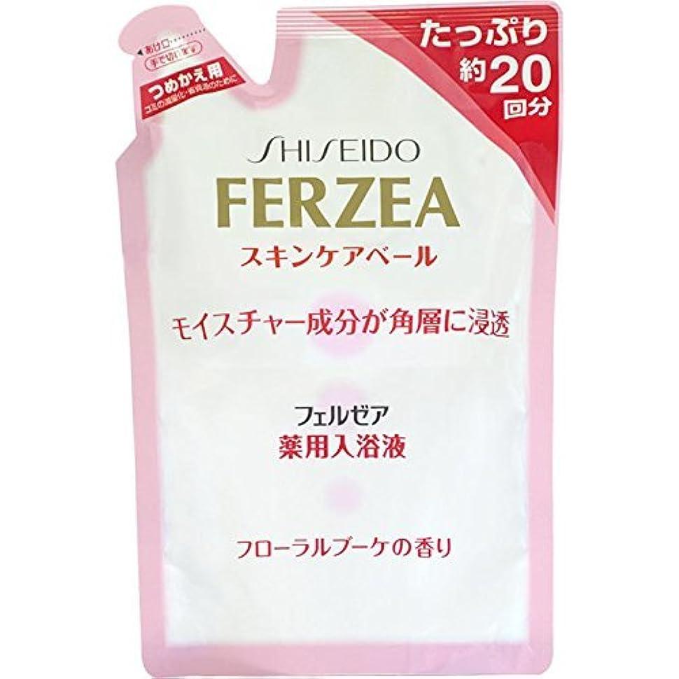 許容できる愛ほんのフェルゼア薬用スキンケア入浴液F詰替 500ml