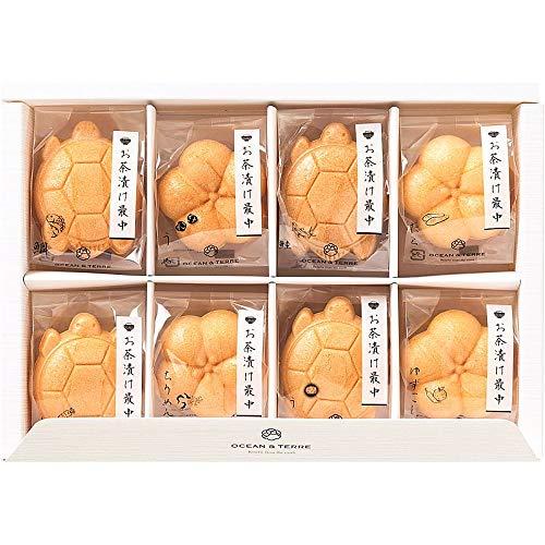 ( OCEAN&TERRE ) お茶漬け最中セットB ( 700-5747r )