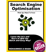 Search Engine Optimisation - What You Need to Know (SEO Guide) (English Edition)