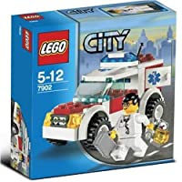LEGO City: Doctor's Car [並行輸入品]