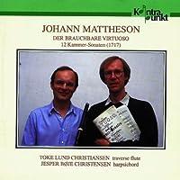 Mattheson: Der Brauchbare Virtuoso, disc 1/2