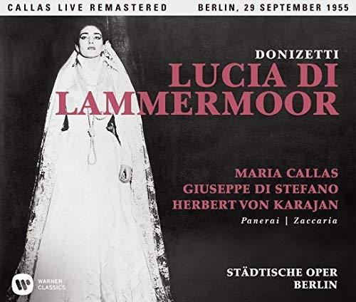 ドニゼッティ:歌劇「ランメルモールのルチア」全曲(1955年9月29日ベルリン・ライヴ)(SACDシングルレイヤー)