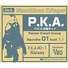1/20 マシーネンクリーガーシリーズ P.K.A.改造キット (P.K.A. Rustsatz)