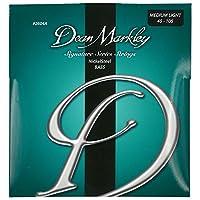 Dean Markley  ベース弦 ニッケル Nickel Steel Bass Signature Series 2604A Medium Light 4 String .045-.105