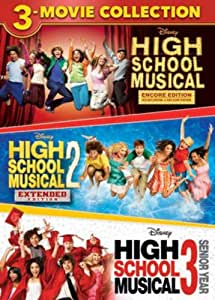 High School Musical 3-Movie Collection [DVD] [Import]