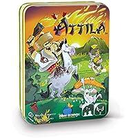 ボードゲーム : アッティラ Attila 日本語説明書付き