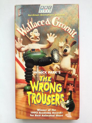 Wallace & Gromit 3本セット[Import] [VHS]ビデオ