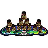 SPEED STACKS Competitor - Black Flame w/ Voxel Glow Mat