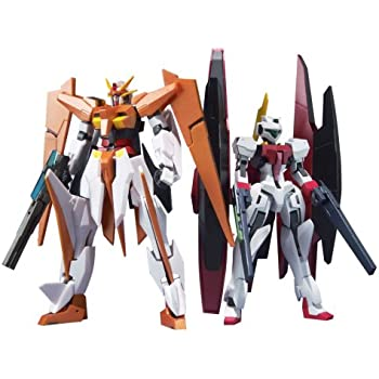 ROBOT魂[SIDE MS] アリオスガンダム+GNアーチャー アーチャーアリオスセット
