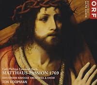 Bach: Matthew Passion 1796
