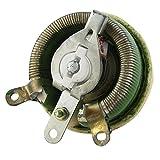 SODIAL(R)セラミックディスク巻線型可変抵抗器レオスタット20オーム50W