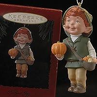 1994年ホールマーク記念品オーナメントHarvest Joy Garden Elvesコレクション