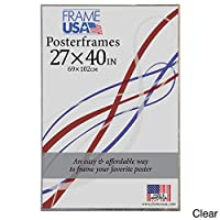 27x40 Foamcore Poster Frame (Clear) 141[並行輸入]