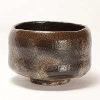 長次郎「五月雨」写し 黒楽抹茶碗