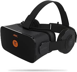 PIMAX 4K VR ゴーグル 3Dメガネ ヘッドマウントディスプレイ SteamVR Oculusゲーム Pi プレー 対応 3840*2160解像度