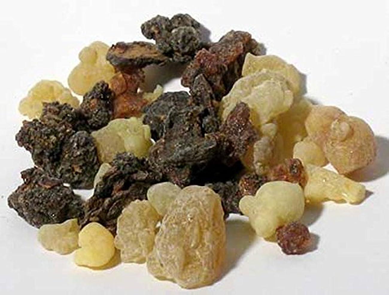 赤周囲公園Frankincense & Myrrh Granular Incense Mix 1lb