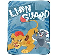 [ライオンガード]Lion Guard Disney All for One 46 x 60 Throw Blanket JF23235CD [並行輸入品]