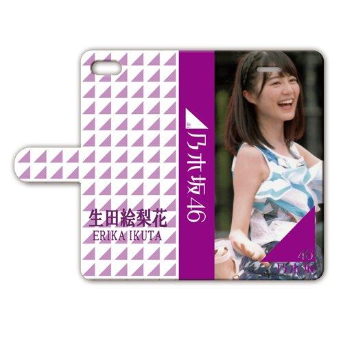 iPhone6 手帳型ケース 『生田絵梨花』 ライブ Ver...