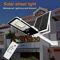 街路灯ソーラー10-300W高輝度LED街路灯ソーラーガーデンライト、光センサーおよび充電式バッテリー付き屋外ガーデン用防水IP65街路灯,300w