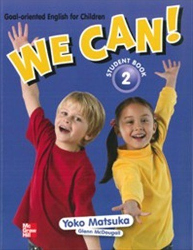 We Can! 生徒用テキスト(CD付) 2/Student book with CD 2