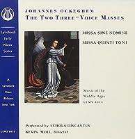 Three-Voice Masses (2)/Missa S
