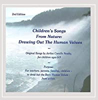 Children's Songs from Nature: Drawing Out the Huma