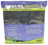 Acurel LLC Pollutant Reducing Media Pad, Aquarium and Pond Filter Accessory, 10-Inch by 18-Inch by Acurel LLC