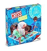 Large Criss-Cross Floor Game - 1 metre mat