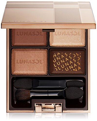 ルナソル セレクション・ドゥ・ショコラアイズ02 Chocolat Amer アイシャドウ [並行輸入品]