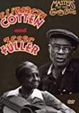 Masters of the Country Blues - Elizabeth Cotten and Jesse Fuller [並行輸入品]