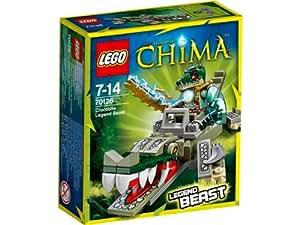 レゴ (LEGO) チーマ 伝説のビースト「ワニ」 70126