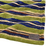 Maltese Stripe Fleece Blanket