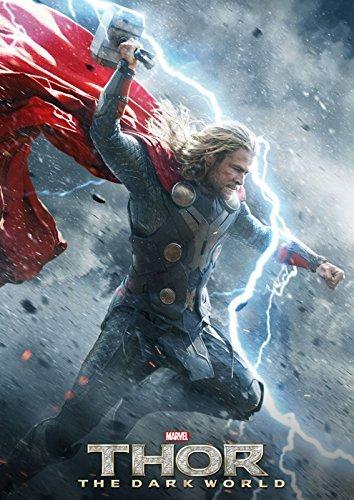 映画 マイティ・ソー/ダーク・ワールド ポスター 42x30cm アベンジャーズ Thor: The Dark World [並行輸入品]