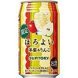 サントリー チューハイ ほろよい 洋梨&りんご [ 350ml×24本 ]