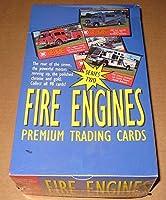 FireエンジンプレミアムTradingカードシリーズ2by Bon Air 36パック101パック新しい