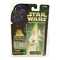 Star Wars: Power of the Force CommTech Luke Skywalker Action Figure by Hasbro [並行輸入品]