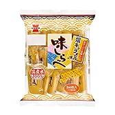 岩塚製菓 味しらべ 塩キャラメル味 34枚×12個