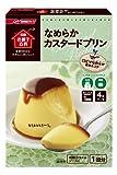 日清お菓子百科 なめらかカスタードプリン 55g×6個