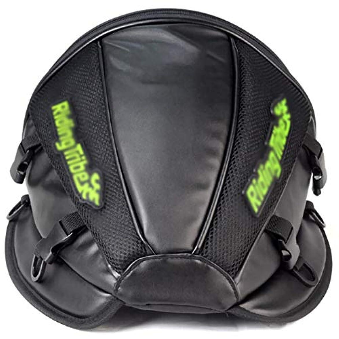 鰐歌手磁気オートバイのテールバッグ、オートバイの後部座席のサドルバッグ、オートバイの荷物のためのユニバーサル多機能シートバッグ後部座席リア収納バッグ