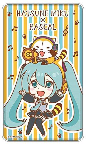 初音ミク × ラスカル モバイルバッテリー 【ver.1】 ...