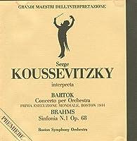 Interprets Bartok & Brahms