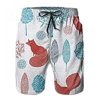 Swimsuit Men's gitune Winter Shorts Board Shorts Half Pants Surf Pants Beach Pants Shorts Stylish Quick-Drying Breathable Amphibious