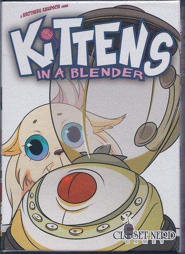 こねこミキサー (Kittens in a Blender)...