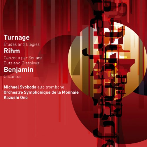 Turnage, Rihm & Benjamin : Orchestral Works