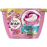 ボールド 洗濯洗剤 ジェルボール3D 癒しのプレミアムブロッサムの香り 本体 18個入 × 2個